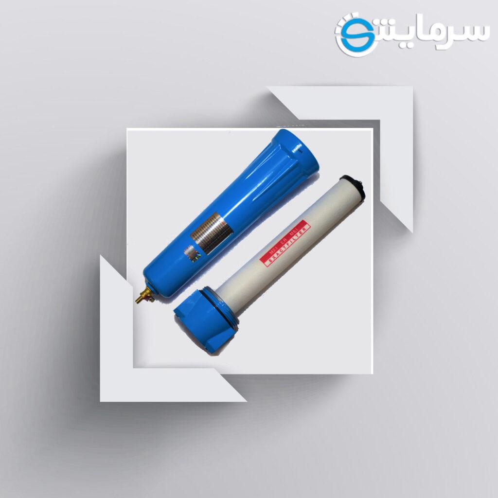 میکروفیلتر کمپرسورباد-فیلتر هوای کمپرسور-انواع فیلتراسیون مخصوص کمپرسور