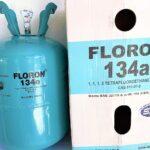گاز فلورن r 134