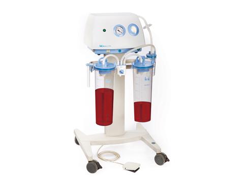 دستگاه ساکشن پزشکی