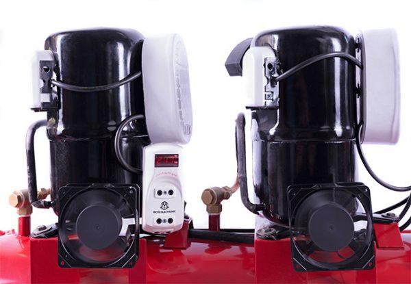 کمپرسور یخچالی بدون صدا صنعتی