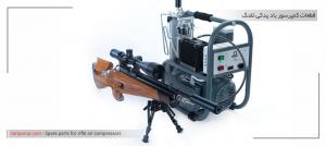 قطعات کمپرسور باد یدکی تفنگ پی سی پی کیفیت دستگاه را افزایش میدهند